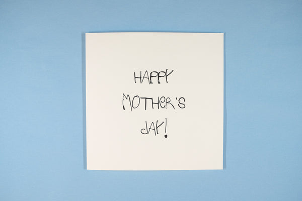 Happy Mother's Day Your Foof I Fantastic It's Made Of Elastic Poem!