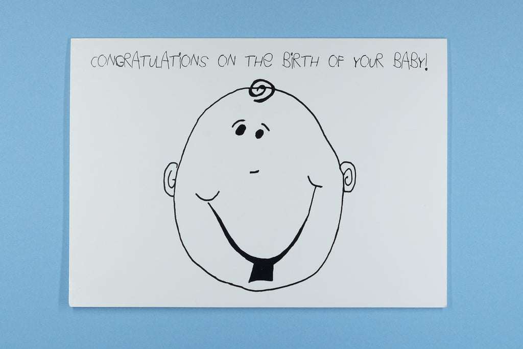 New baby thoughts with your vagina worlds worst words greetings cards new baby thoughts with your vagina m4hsunfo