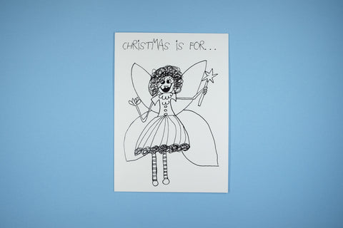 Christmas Fairy Christmas Is For Cunts