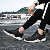 Athletic Breathable Sneakers