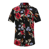 Casual Floral Shirt