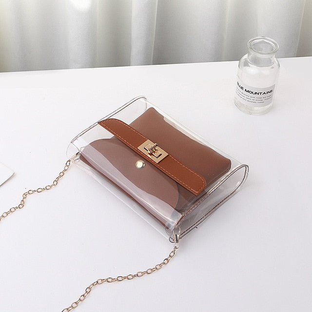 2 in 1 Crossbody bag