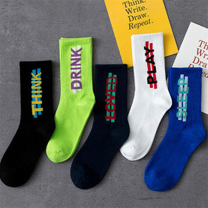 Different Words Socks