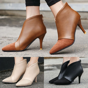 Buckle Ankle Thin Heels