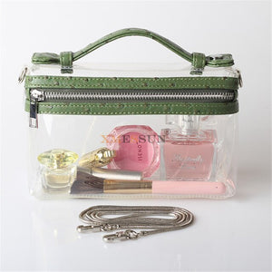 Clear Acrylic PVC Plastic Box Bag