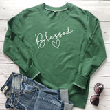 Blessed Women Sweatshirts