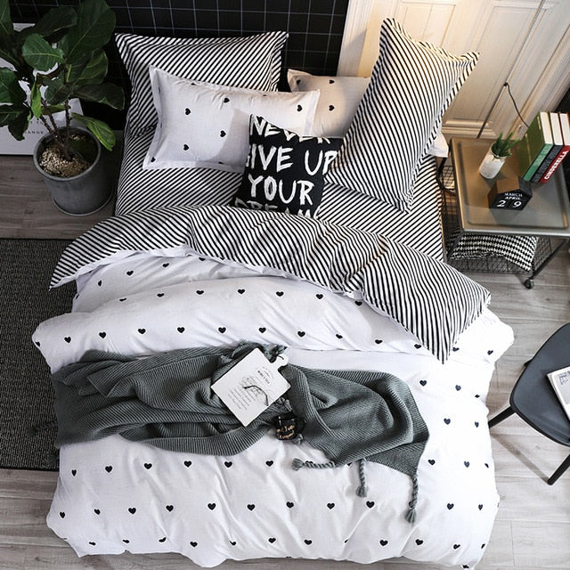 Fashion Simple Style home bedding sets