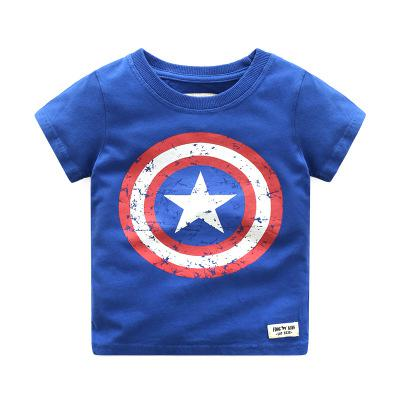 Captain America Short Sleeve T-shirt