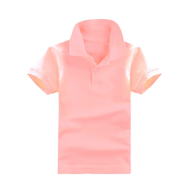 2-10Y Boys Polo Shirts