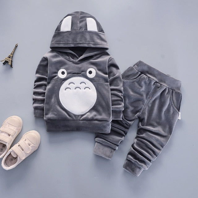 Cartoon Clothing Suits 2Pcs/Sets