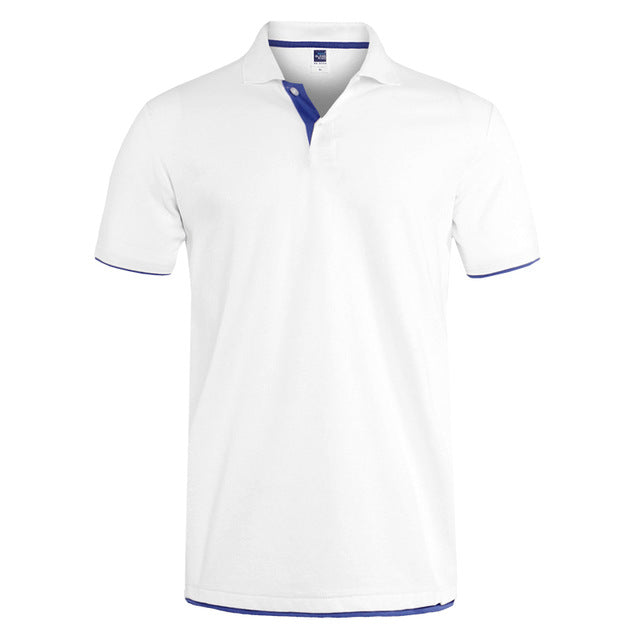 Men's Polo Shirt, Short Sleeve Summer Shirt - HOT SALE