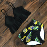 High Waist Bikini Swimsuit
