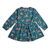 Long Sleeve Spring Dress for Kids