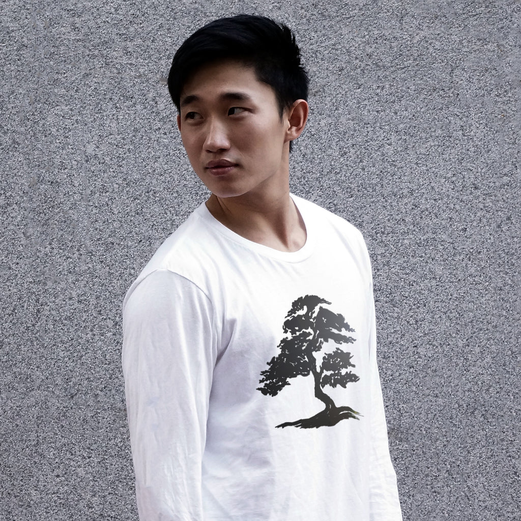 Juniper Bonsai Long Sleeve Shirt (unisex)
