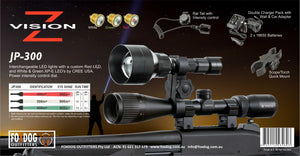 NEW!!!! JP-300 Rifle Mount Torch Kit V2