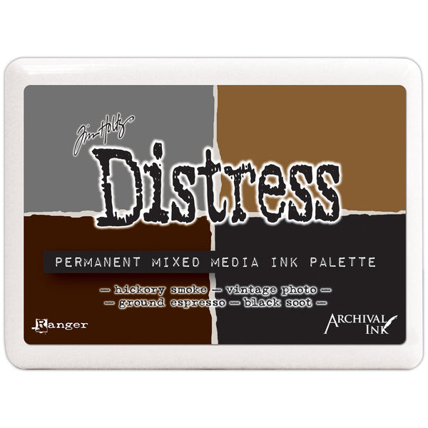 Tim Holtz Distress Mixed Media Palette-