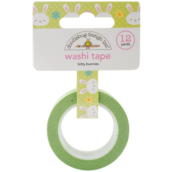 Easter Express Washi Tape-Bitty Bunnies