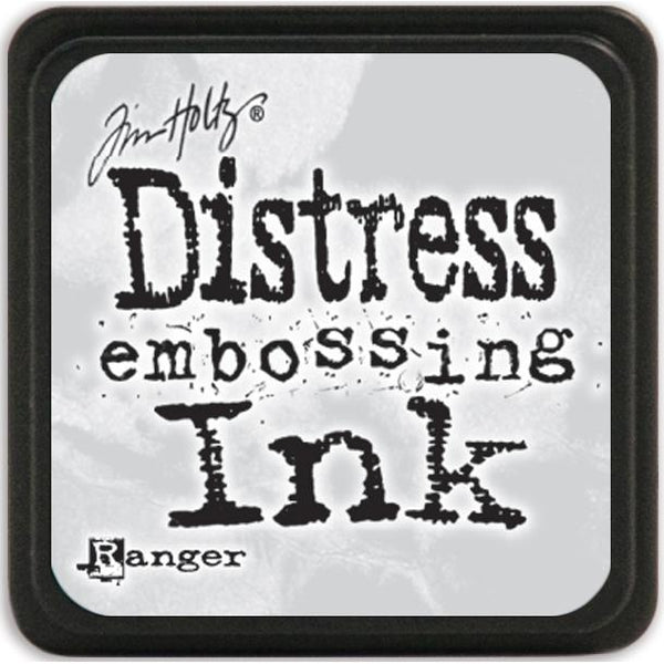 Distress Mini Embossing Ink Pad-