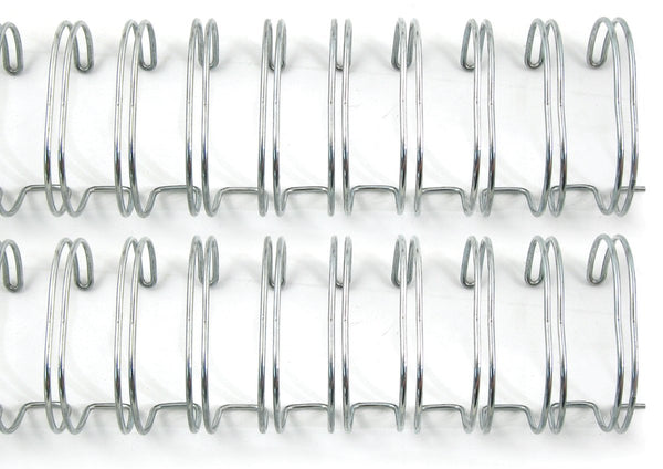 "Cinch Wires 1"" 2/Pkg-Silver"