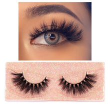 3D Mink Lashes: Fluffy, Soft, Wispy, Volume, Natural & Reusable