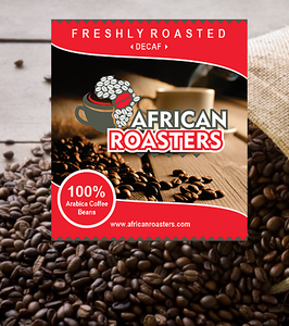 Coffee Beans AFRICAN ROASTERS Decaf