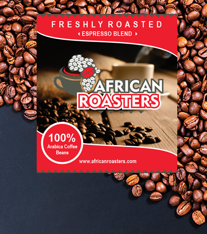 Coffee Beans AFRICAN ROASTERS Espresso Blend