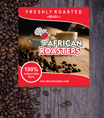 Coffee Beans AFRICAN ROASTERS Brazil