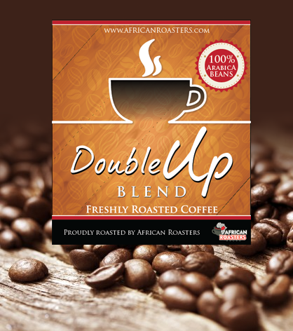 Coffee Beans DOUBLE UP Medium Roast