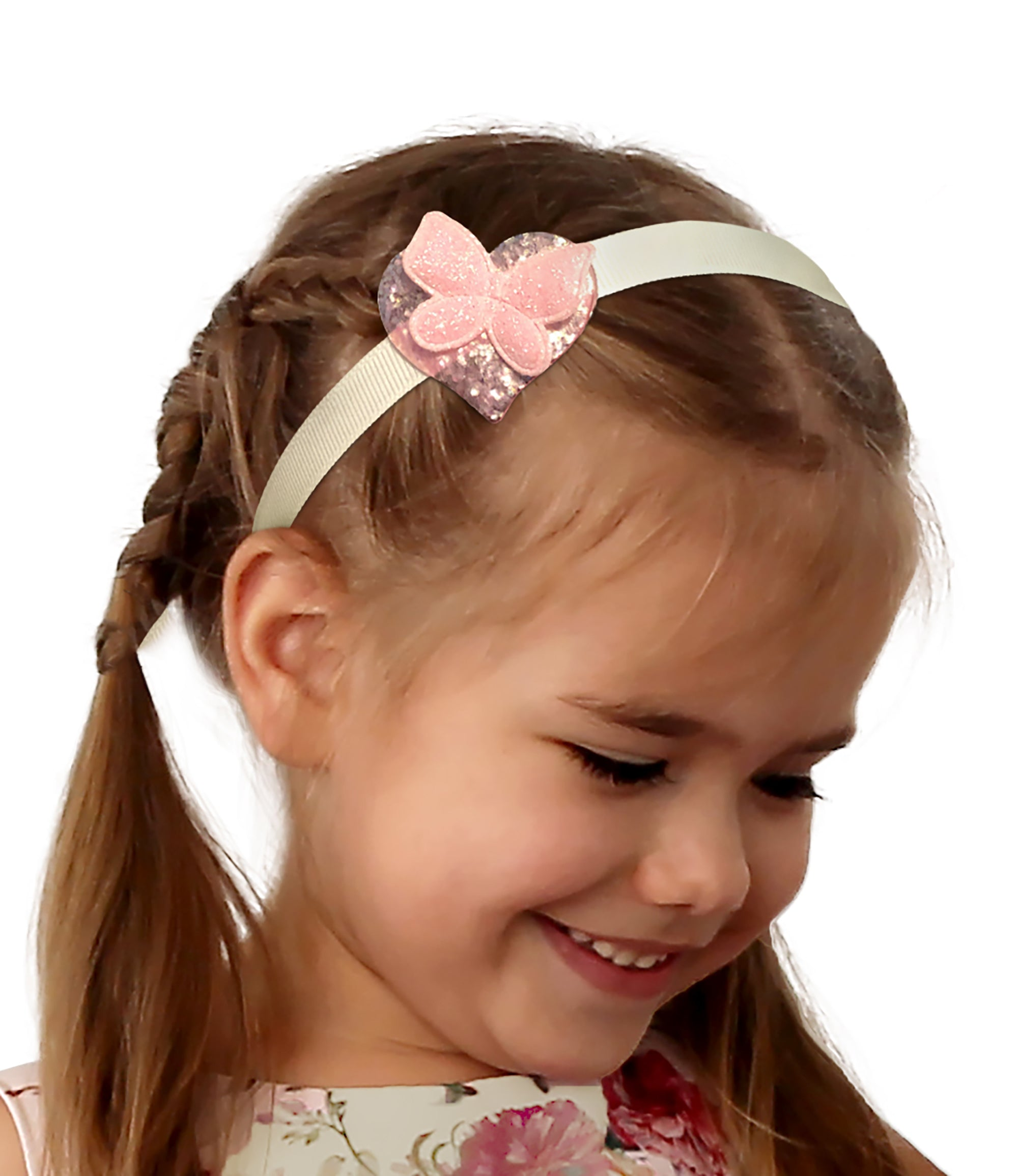 Toddler girl headbands