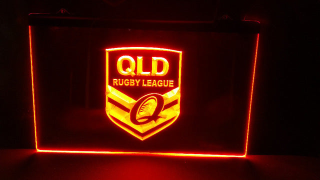 Queensland Rugby League LED Sign