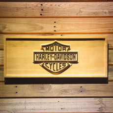 Harley-Davidson Wooden Sign