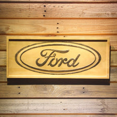 Ford Wooden Sign