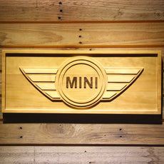 Mini Wooden Sign