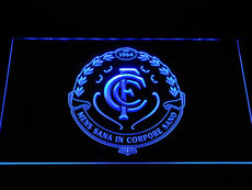 Carlton Football Club LED Sign