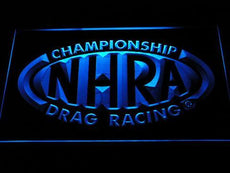 Nhra Drag Racing LED Sign