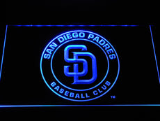 San Diego Padres LED Sign