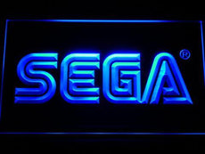 Sega LED Sign