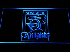 Newcastle Knights 2 LED Sign
