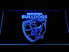 Western Bulldogs LED Sign
