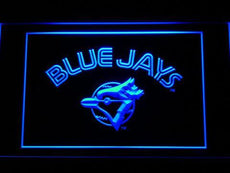 Toronto Blue Jays 2008-2010 Jersey Logo LED Sign