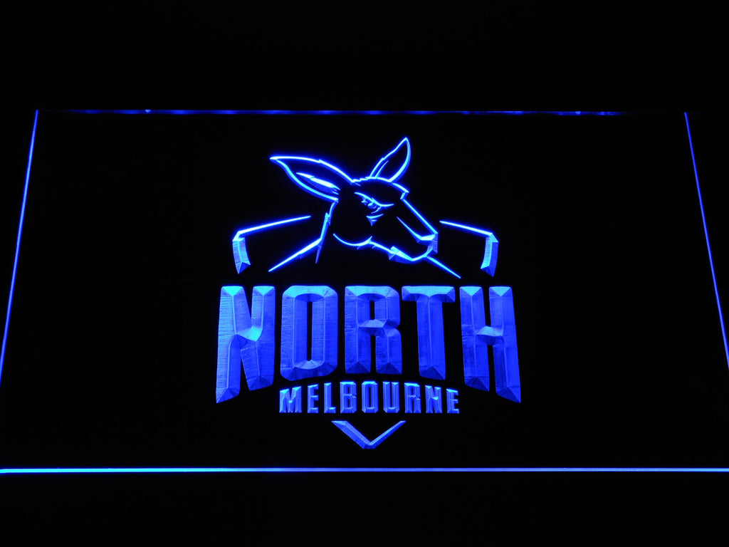 North Melbourne Football Club LED Sign