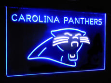 Carolina Panthers Duo LED Sign