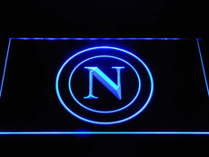 S.S.C. Napoli LED Sign