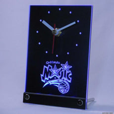 Orlando Magic LED Desk Clock