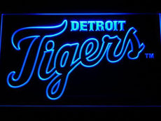 Detroit Tigers 3 LED Sign