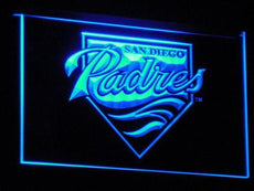 San Diego Padres 2 LED Sign