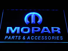Mopar 2 LED Sign