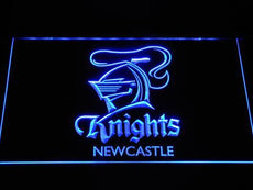 Newcastle Knights LED Sign
