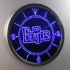 The Beatles 3 LED Wall Clock