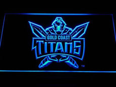 Gold Coast Titans LED Sign